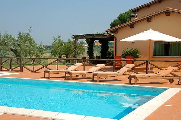 Villa Lorenzo (Private villa with pool; sleeping 8)
