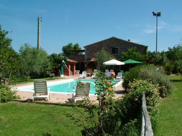 Santa Maria Tuscany coast