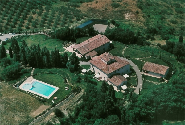 Meliana Country apartments with pool