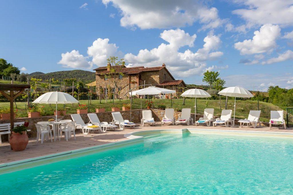 Il Fosolo (Private villa with pool; sleeping 12)