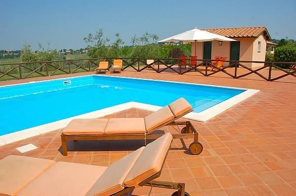 Villa Domitilla and Sveva (Private villas; sleeping 16)