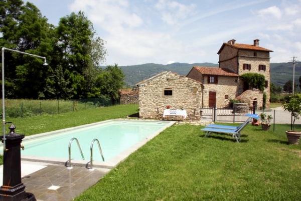 Agriturismo Cortona / Casa Papavero