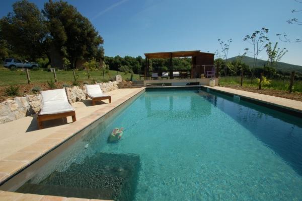 Villa La Posta (villa with private pool sleeping )