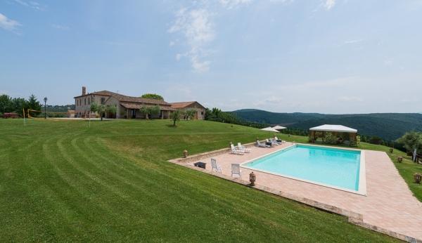La Gabelletta - Villa with private pool - sleep 10+5