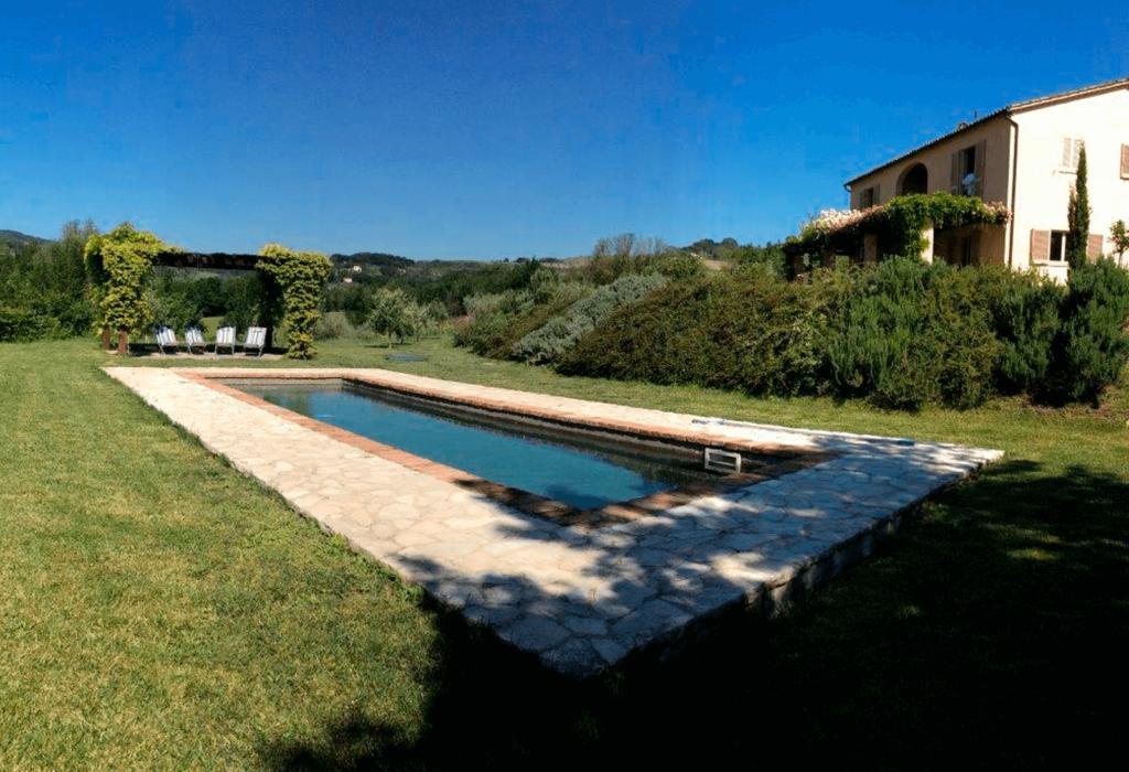 VILLA DELL'ARCO (villa with private pool - 4 bedrooms, 3 bathrooms)